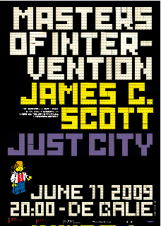 Masters of Intervention # 4 James C. Scott